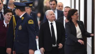 Jarosław Kaczyński, Beata Szydło i Beata Mazurek