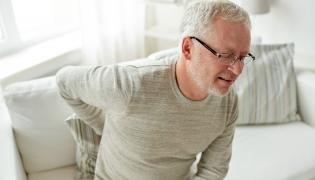 Ból pleców, nerek