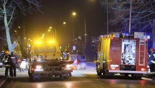 Wypadek Beaty Szydło