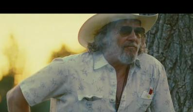 "Jeff Bridges jako Bad Blake w filmie ""Crazy Heart"""
