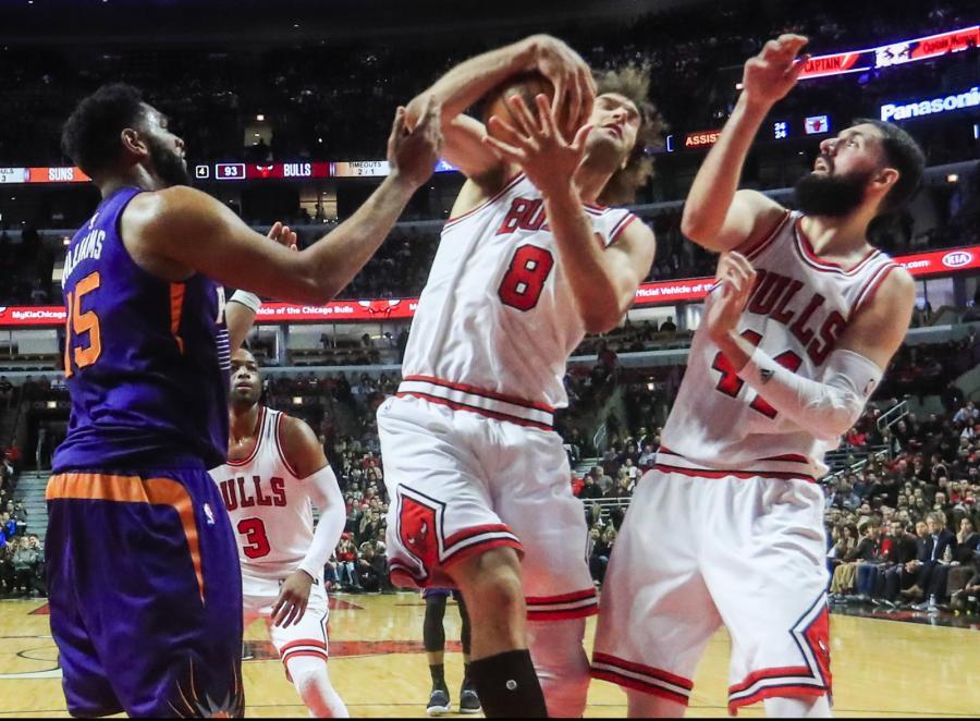 Robin Lopez (Chicago Bulls)
