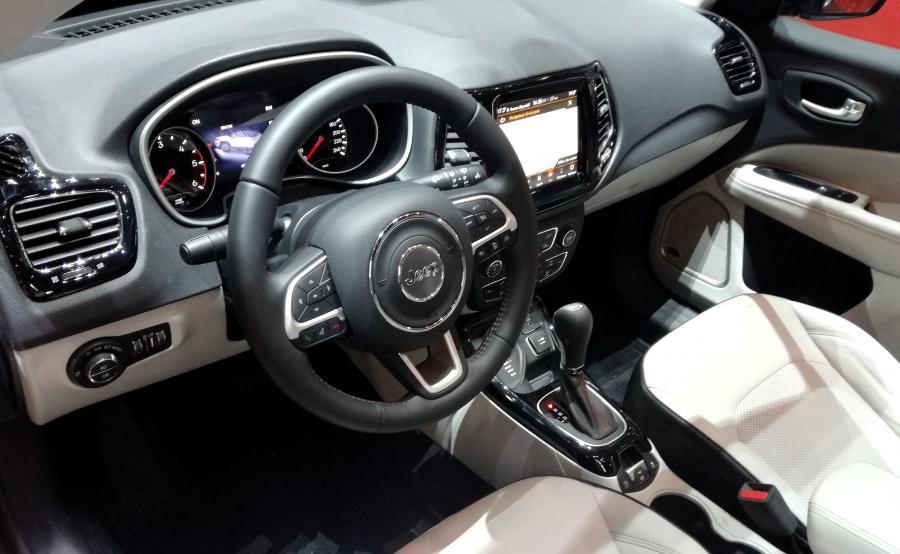 Jeep Compass w wersji Limited