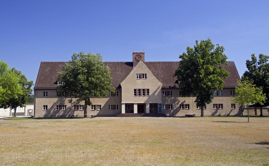 Były niemiecki obóz koncentracyjny Ravensbrueck